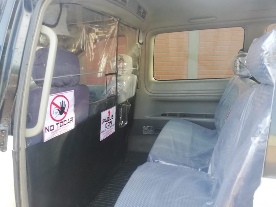 Transporte público retoma actividades, con salidas a la ciudad de Villa Montes