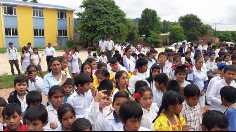 Estudiantes del Municipio de Machareti, serán beneficiados con la denominada canasta estudiantil