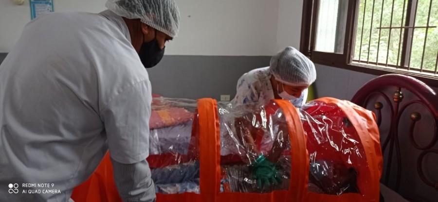 Nuevo reporte de casos positivos de Covid-19, pone en alerta al Municipio de Macharetí