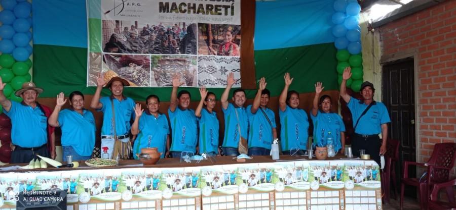 CZM-APG-Capitania Machareti, presenta a sus candidatos y su plan de gobierno para los comicios del 07  de  marzo de 2021