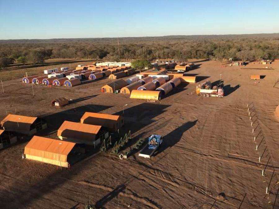 Capitanía Zona Macharetí avanza en la consolidación de nuevos proyectos productivos