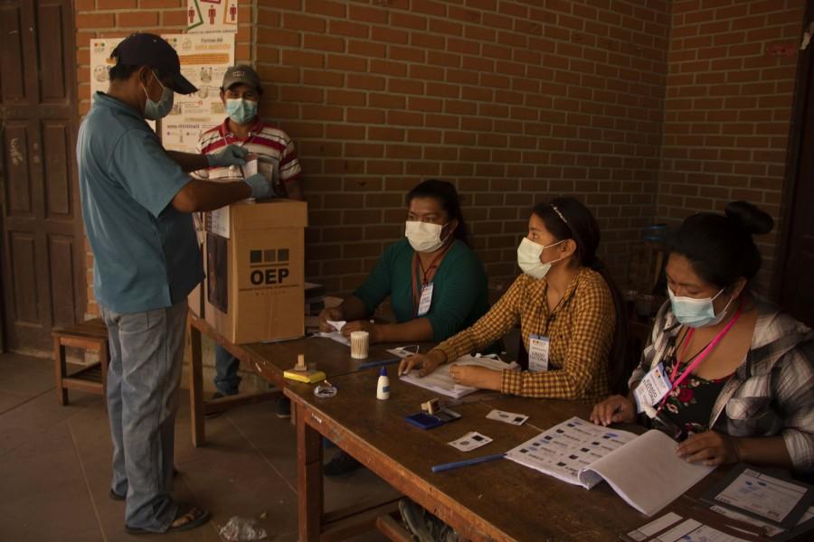 La participación de la Capitanía Zona Macharetí en las elecciones subnacionales marca un antes y un después en la historia de la democracia, más allá de los resultados finales