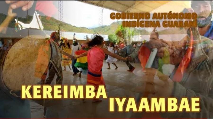 Estreno del  documental: Kereimba Iyambae - guerrero sin dueño